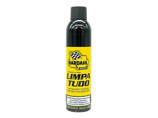 Spray Bardahl Limpa Tudo Espuma Para Limpeza Bancos Forros
