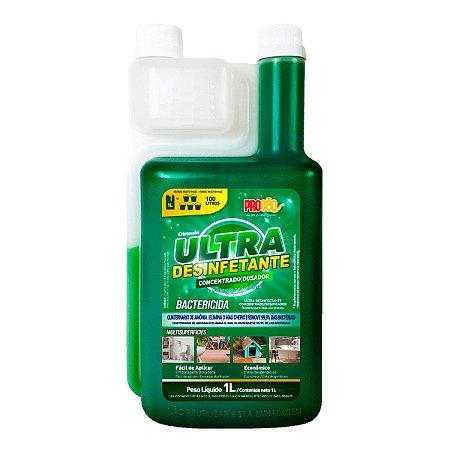 Desinfetante Ulta Concentrado Com Dosador Citronela 1 Litro
