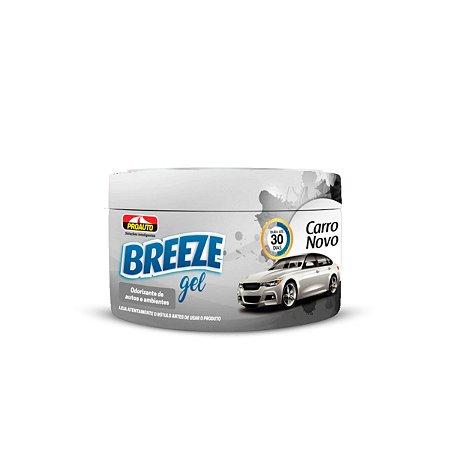 Aromatizante Cheirinho Carro Novo Breeze Gel Odorizante Proauto