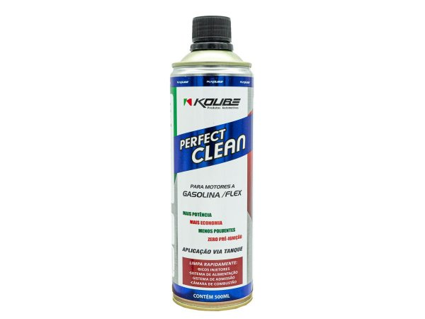Perfect Clean Koube 500ml Para Gasolina Álcool Flex