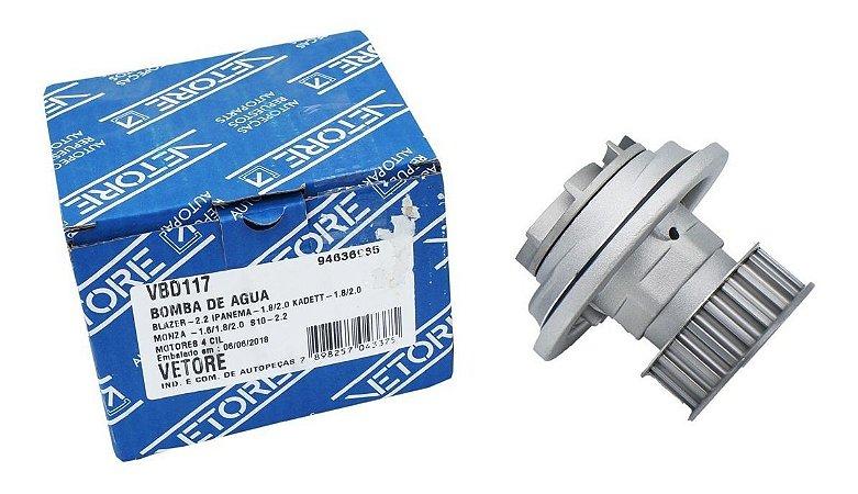 Bomba D'Água Vetore Blazer Ipanema Kadett Monza S10 2.2 8v