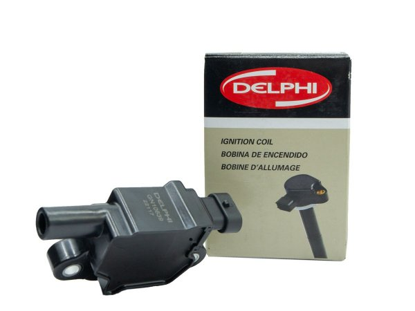 Bobina Ignição Delphi Onix Prisma 1.0 / 1.4 Camaro SS 6.2 V8