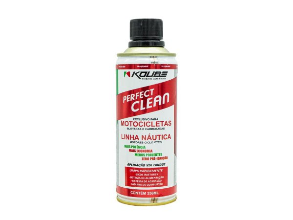 Koube Perfect Clean Descarbonizante Para Motos e Barcos