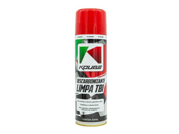 Koube Descarbonizante Limpa Tbi - 300ml