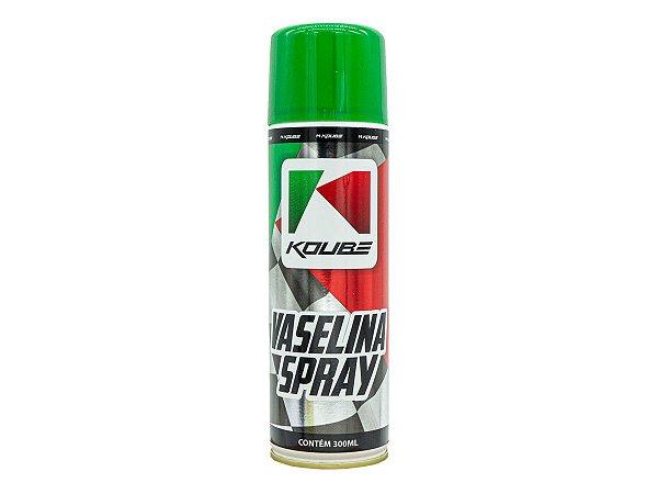 Vaselina Spray Koube Protege Borrachas de Ressecamento