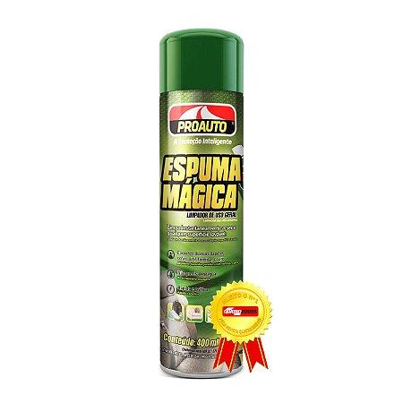 Espuma Mágica Proauto Limpador De Uso Geral Removedor 400ml