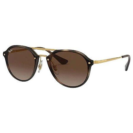 09e1563c9 Ray Ban Junior Blaze 9067SN 15213 - Oculos de Sol - MUDIAL E OTICA