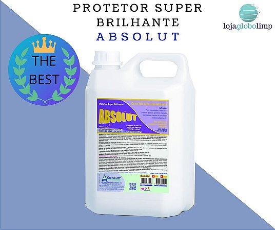 Protetor Impermeabilizante Super Brilhante- Área Interna - Absolut - 5 lts