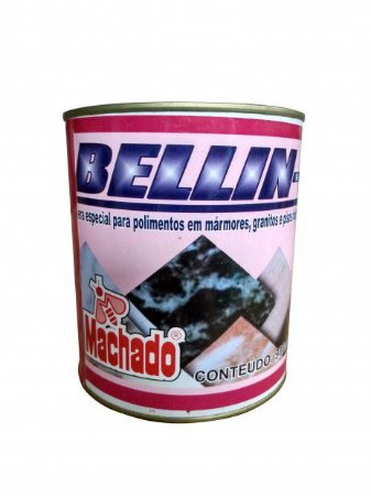 Cera para polimento Bellin-Gel Incolor Machado 900 ml -
