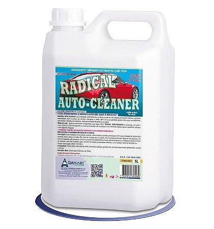 Detergente Limpador Automotivo Radical Auto Cleaner com Cera de Carnaúba- Quimiart