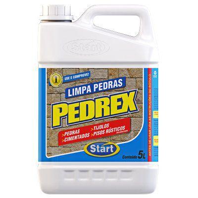 Limpa Pedras Pedrex 5 lts Start