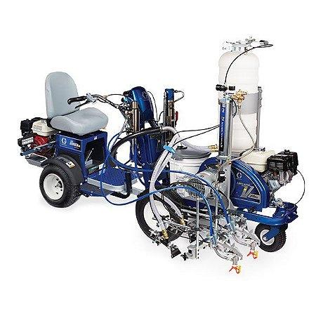 Máquina de Demarcação Viária LineLazer V 200HS HP + LineDriver - Graco