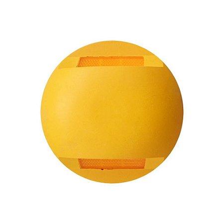 Calota de sinalização com refletivo - Amarela - ICD Vias