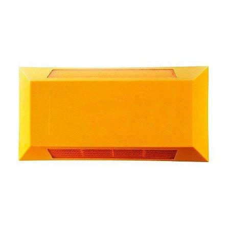 Mini tachão refletivo Bidirecional - Amarelo - ICD Vias