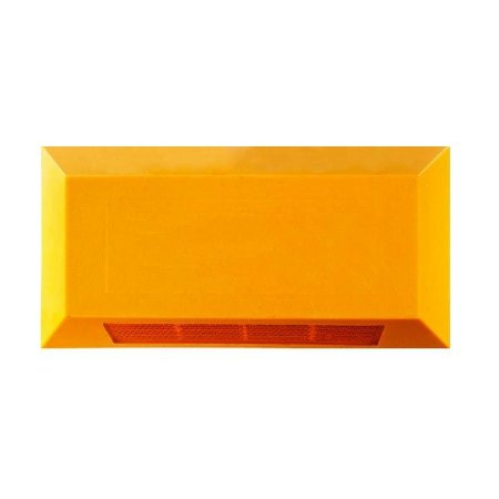 Mini tachão refletivo Monodirecional - Amarelo - ICD Vias
