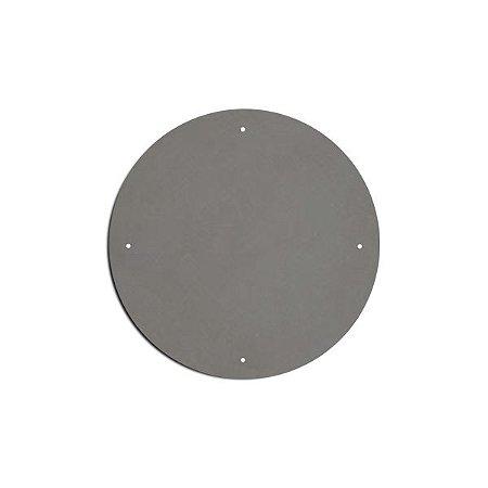 Chapa para placa de sinalização - Circular (regulamentação)