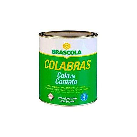 Colabras - Cola (adesivo) de contato 200g