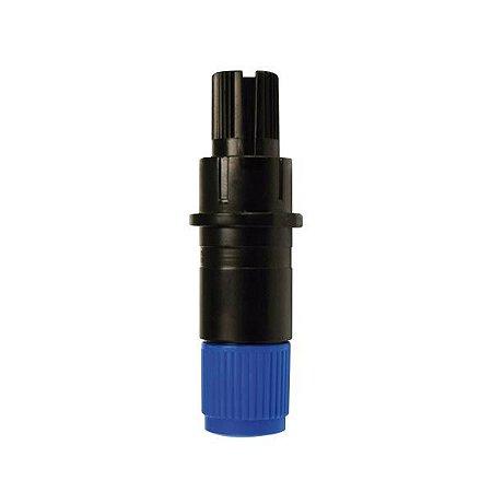 Porta-lâmina (pena) azul CB09 - Graphtec