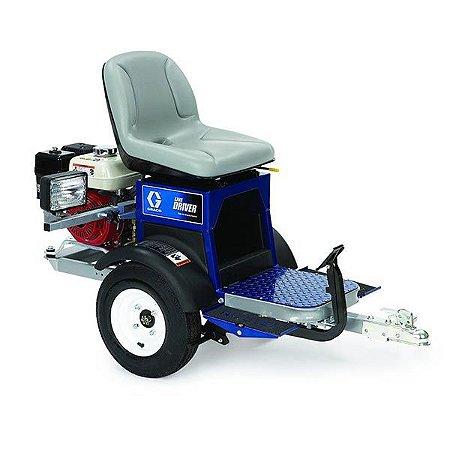 LineDriver Ride-On Attachment - Veículo para máquinas de demarcação - Graco