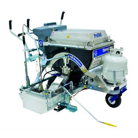 Máquina de demarcação viária ThermoLazer ProMelt