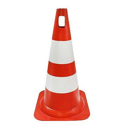 Cone para Sinalização de PVC - 50cm