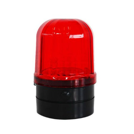 Sinalizador veicular de LED - Base magnética