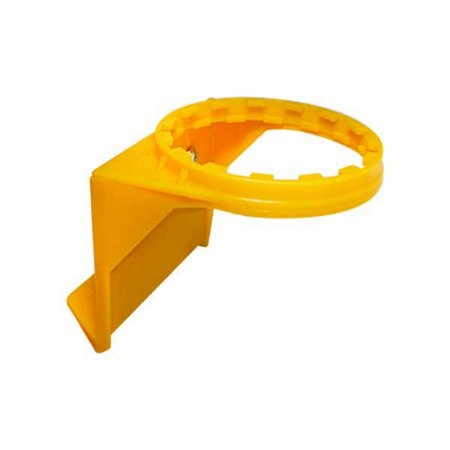 Suporte para fixação de sinalizador em cone