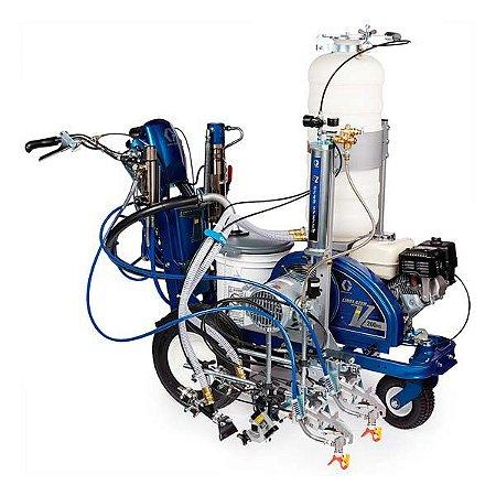 Máquina de demarcação viária LineLazer V 200HS HP - Graco