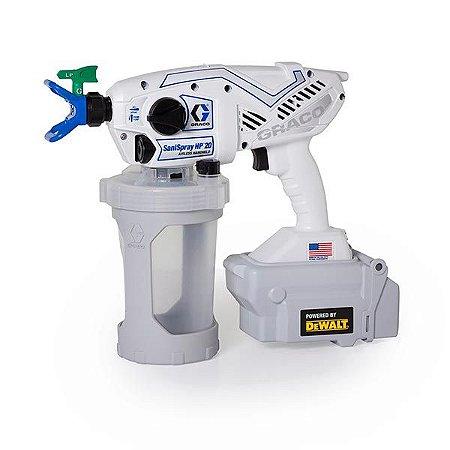 Pulverizador Desinfetante - SaniSpray HP 20 Cordless (sem fio) - Graco