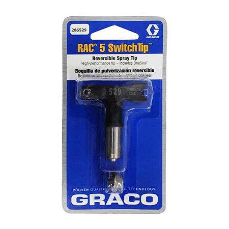 Bico para pistola RAC 5 SwitchTip (Black Handle) - Graco
