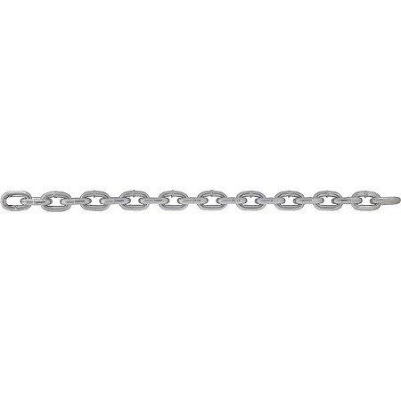 Corrente de zincada elo curto 12,5 kg - Elo 4 mm - Vonder