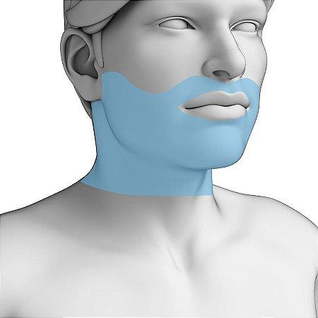 Depilação a Laser Barba Masculino - Pacote Completo