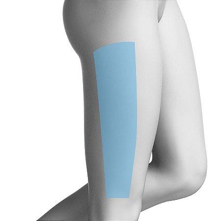 Depilação a Laser Lateral Da Coxa Feminino - Pacote Completo