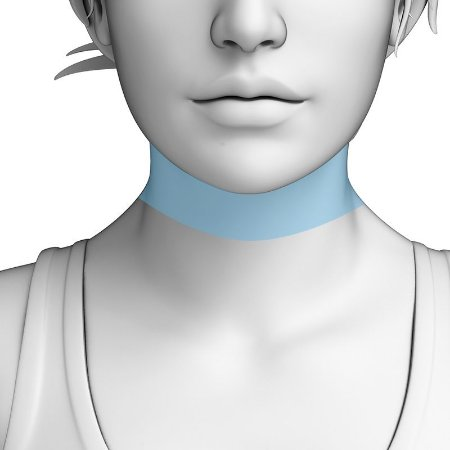 Depilação a Laser Pescoço Feminino - Pacote Completo