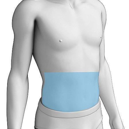 Depilação a Laser Abdômen Masculino - Pacote Completo