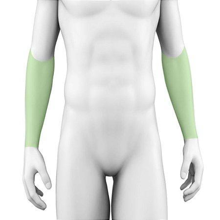 Depilação a Laser Antebraços Masculino - Pacote Completo
