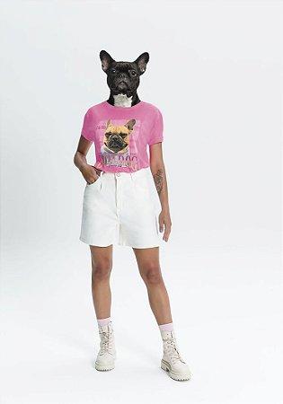 T-shirt Bulldog