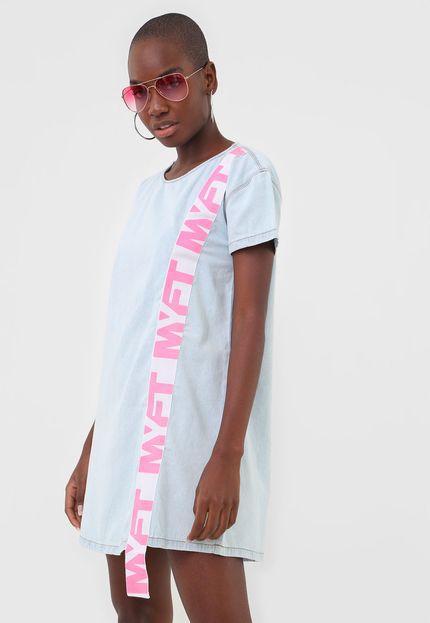 Vestido T-Shirt Curto