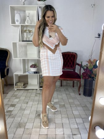 Vestido Fit Descolado