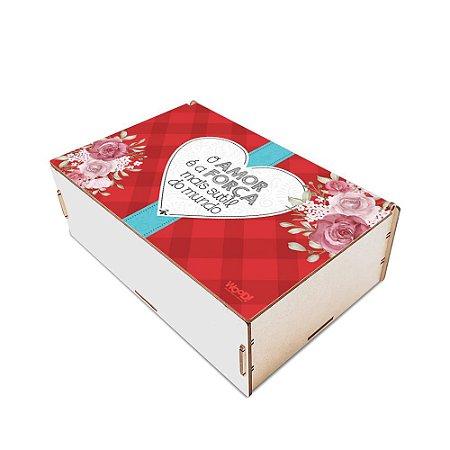 Caixa Organizadora - Amor Sutil