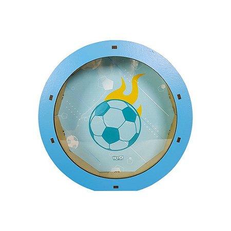 Cofrinho Redondo - Futebol