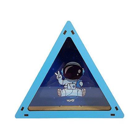 Cofrinho Triângulo - Astronauta