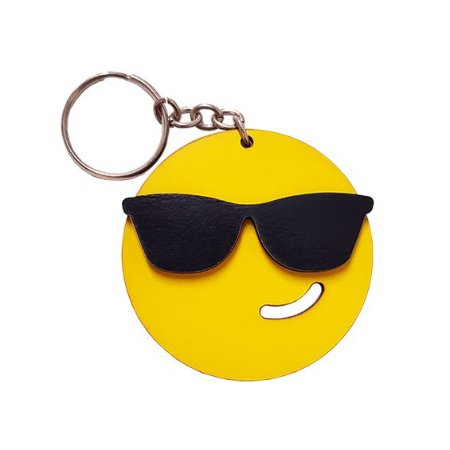 Chaveiro Emoji Whatsapp Descolado