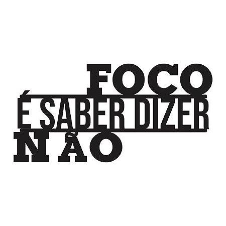 Letreiro - Foco