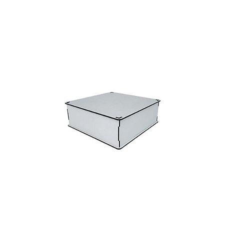 Caixa 20x20 - MDF