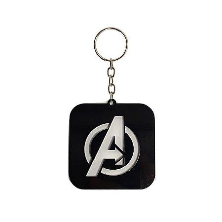 Chaveiro Heróis - Avengers
