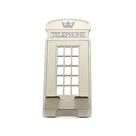 Porta Celular - Cabine Telefônica
