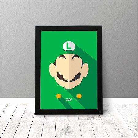 Quadro Criativo - Luigi