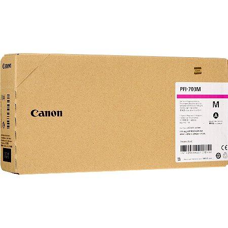 Cartucho de Tinta Canon PFI-707 M 700ml