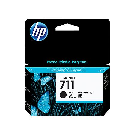 Cartucho de tinta HP 711 Preto PLUK 38ml